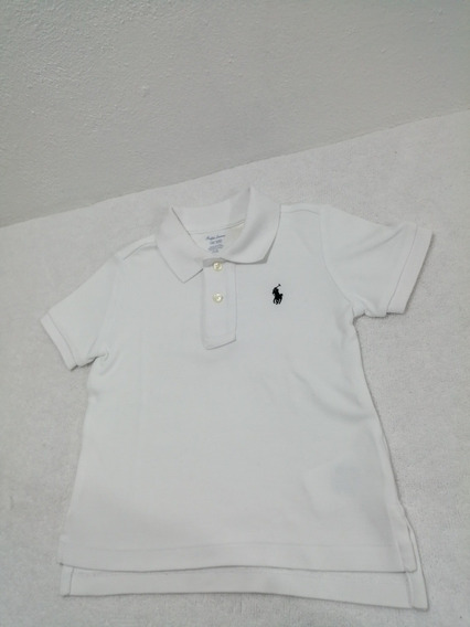 Playera Polo Original Talla 18meses