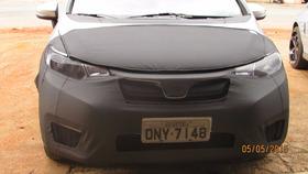 Capa De Proteção Frontal Honda  Fit 2015/17 Frete Grátis