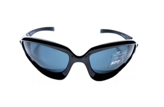 Óculos De Sol Spy Original - Hcn 50 Preto Hélio Castro Neves
