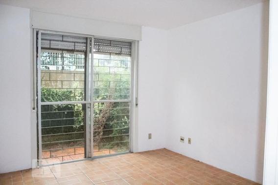 Apartamento Térreo Com 1 Dormitório - Id: 892983908 - 283908