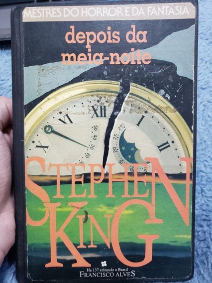 Livro (colecionador) Depois Da Meia Noite - Stephen King