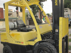 Hyster H60ft 2013