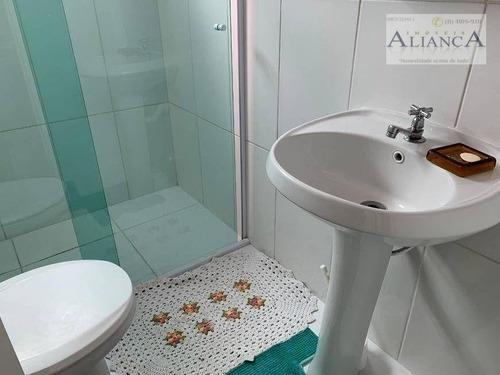 Imagem 1 de 14 de Apartamento Com 2 Dormitórios À Venda, 54 M² Por R$ 223.000 - Jordanópolis - São Bernardo Do Campo/sp - Ap2302