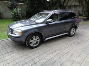 Volvo Xc90 3.2 V8 Vud 7 Pasaj Awd 4x4 At