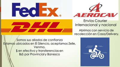 Aliado Comercial De Dhl , Fedex Aerocav Y Ups En El Silencio