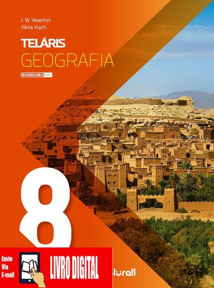 Teláris - Geografia - Livro 8º Ano