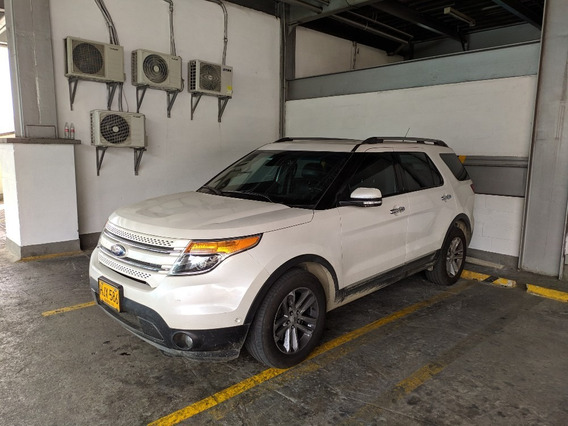 Ford Explorer 3.5 At