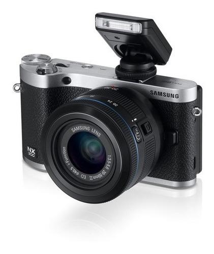 Mirrorless Câmera Digital Samsung Nx300 Lente 18-55 + Case
