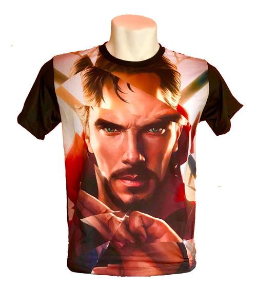 Camiseta Dr. Estranho / Dr. Strange