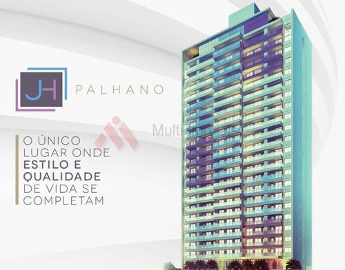 Apartamento Um Dormitório - 41m2 - Gleba Palhano - Jh Palhano - Mi154