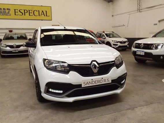 Renault Sandero 2.0 Rs Patentado Okm (juan)