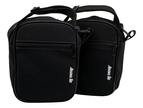 Shoulder Bag Rip Stop Bolsa Transversal Tática Arsenal Rio