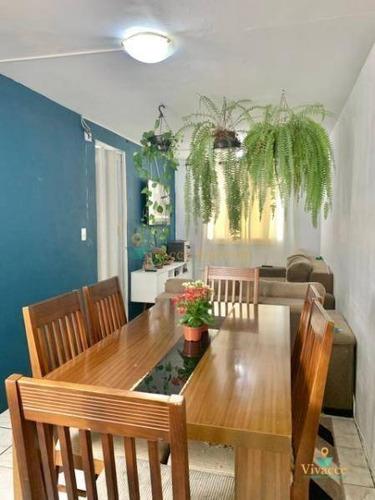 Imagem 1 de 25 de Apartamento À Venda, 57 M² Por R$ 190.000,00 - Artur Alvim (zona Leste) - São Paulo/sp - Ap2627