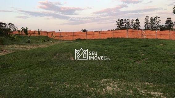 Terreno À Venda, 1175 M² Por R$ 190.000,00 - Condomínio Terras De Mont Serrat - Salto/sp - Te0868