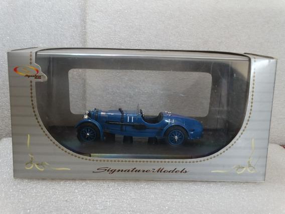 1934 Aston Martin Signature Models 1:32 Case Acrílico