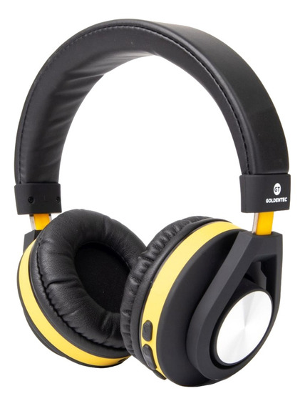 Headphone Bluetooth Gt Follow C/ Controle De Músicas