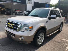 Ford Expedition 5.4 King Ranch V8 4x2 Mt Año 2011