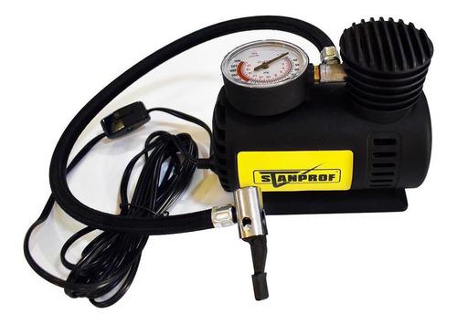 Compresor Aire Para Autos Sk207 12v 100psi (7 Bar) 9l/min 10