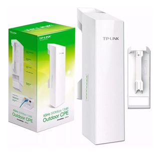 Punto Acceso Repetidor Wifi Tp-link Exteriores Cpe510 5ghz
