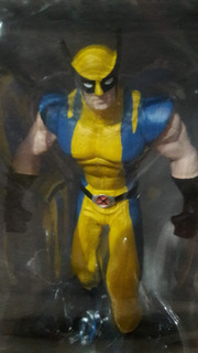 Figuras Marvel 3d Wolverine