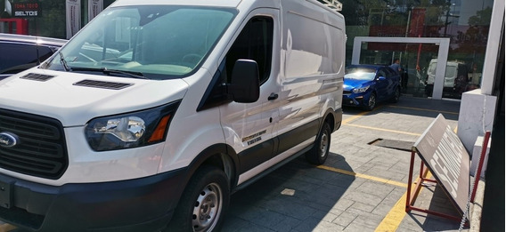 Ford Transit 3.8 Gasolina Van At 2016