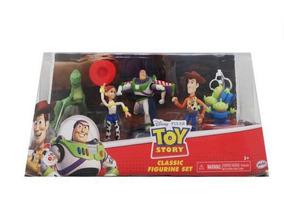 Bonecos Toy Story Domo Toy Story Disney Com 5 Figuras