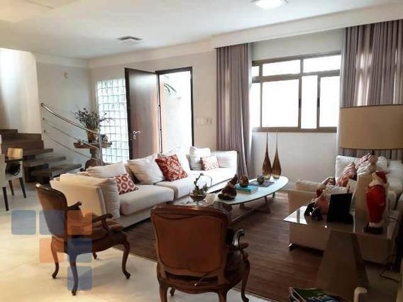 Casa Com 3 Dormitórios À Venda, 204 M² Por R$ 1.370.000 - Prado - Belo Horizonte/mg - Ca0331