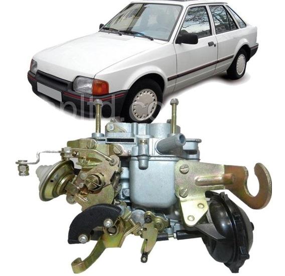 Carburador Escort Hobby 1.0 E 1000 Weber Cht Gasolina
