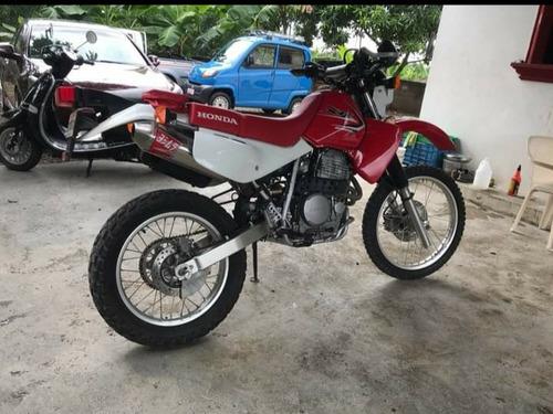 Honda Trial Trial 2016