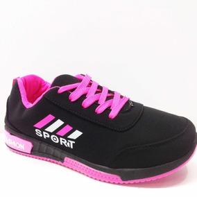 Zapatos Deportivos Sport Fashion Dama Bingo Hi Zoom Oferta