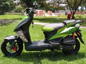 Motocicleta Scooter Agility 125