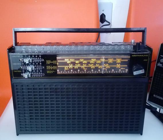 Radio Alemão Stern 18 Sensor Modelo 3000 Funcionando