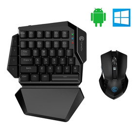 Teclado + Mouse Gamesir Z2 Wireless Pubg Freefire Android Pc
