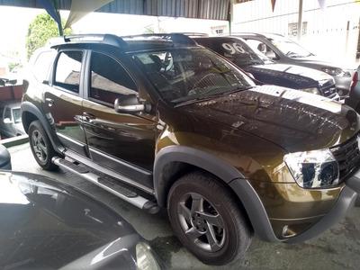 Duster 2015 Techroad Ii Mecanica/ Verde/ Km 36000