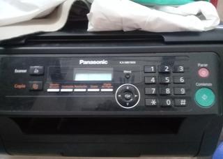 Impresora Multifunción Láser Panasonic Kx-mb1900 P/repuestos