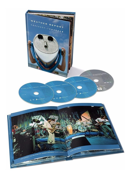 Weather Report - Forecast : Tomorrow (3cd + Dvd)
