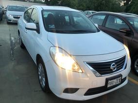 Nissan Versa 1.6 Sense Std 2014