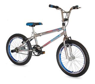 Bicicleta Aro 20 Infantil Cromada - Cross - Stone Bike