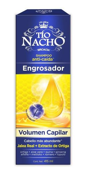 Tío Nacho Engrosador Shampoo 415ml