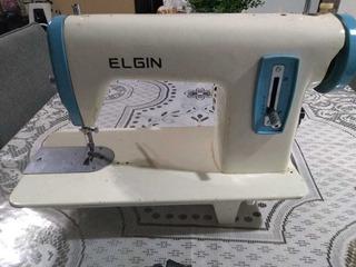 Maquina Coser Elgin Familiar Recta Maqosur