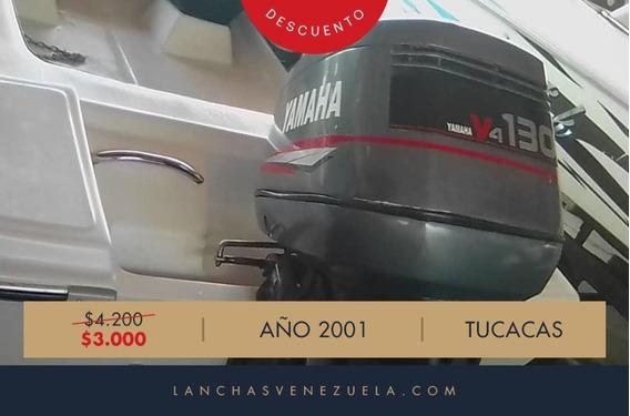 Motor Yamaha 130 Hp Lv585