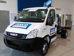 Plan Iveco Financiado 100% Daily Chasis Y Furgon