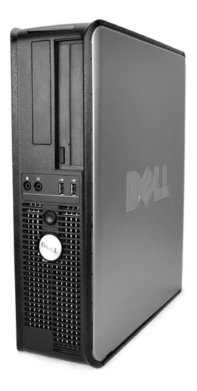 Desktop Dell Optiplex Dual Core Pronto Com Windows 7