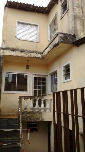 Casa Residencial À Venda, Chácara Belenzinho, São Paulo. - Ca2241