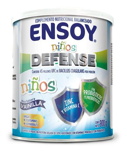 Ensoy Niños Defense Vainilla X 900gr