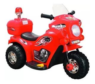Moto Electrica Niños A Bateria 6 V Modelo 50012