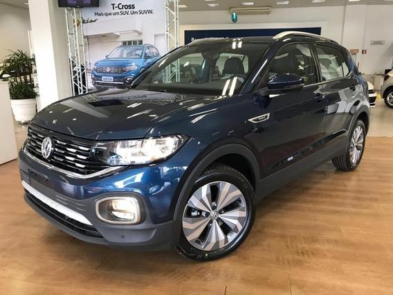 Volkswagen T-cross 1.0 200 Tsi Total Flex Automático 2020