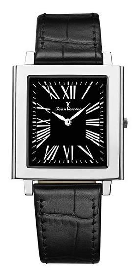 Relógio Slim Jean Vernier Jv833 Extra Chato