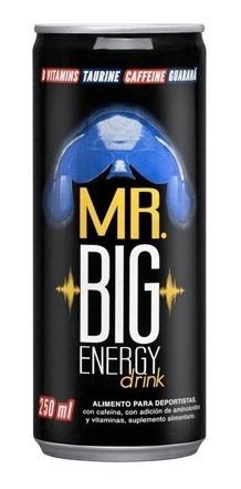 Mr Big Energy 250 Cc (24 Unidades)