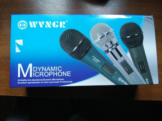 Vendo Micrófono Dinámico Profesional